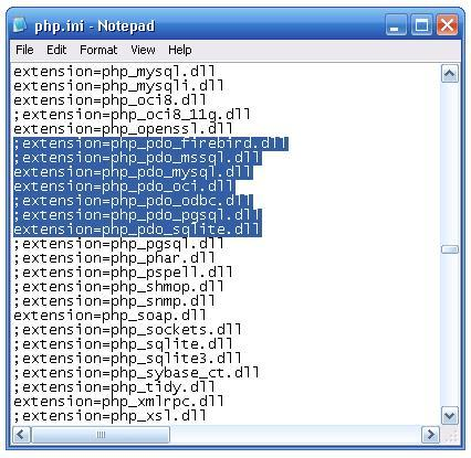 PHP Data Object-PDO Basic