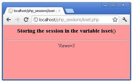 PHP Session Increment Check