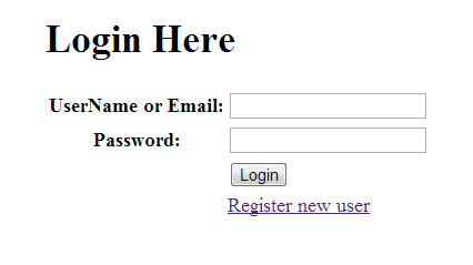 Login and Registration Using OOP with MySQLi
