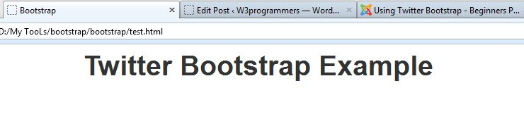 Bootstrap Final Result