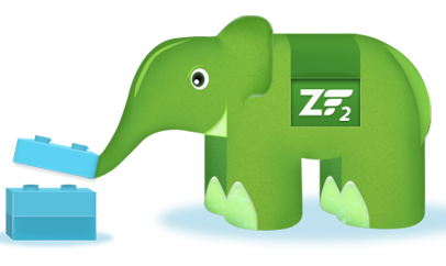 Zend Framework2 Folder Structure Finish