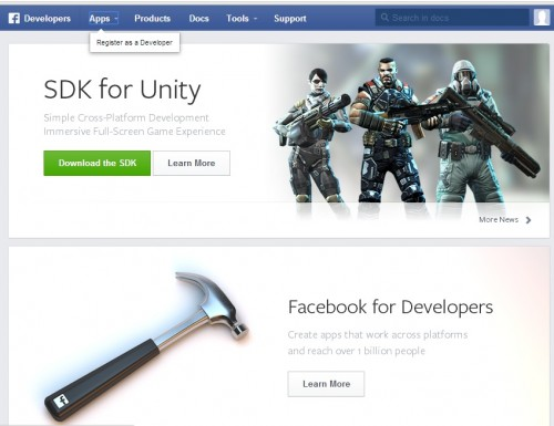 PHP FaceBook Application