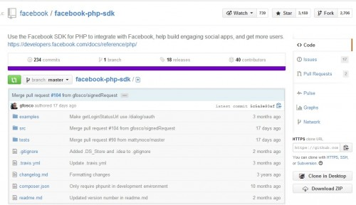 Creating your application using SDK for PHP