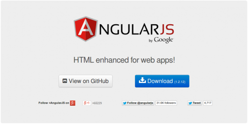 Angular JS Official Site