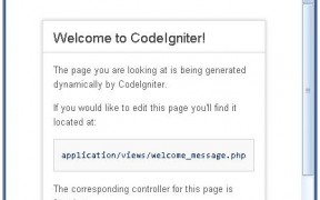 Introduction to CodeIgniter Basic With CRUD